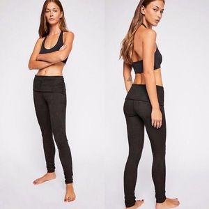 nwt // free people khordney leggings